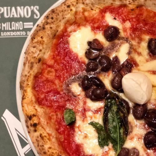 Capuano's: la tradizionale napoletana