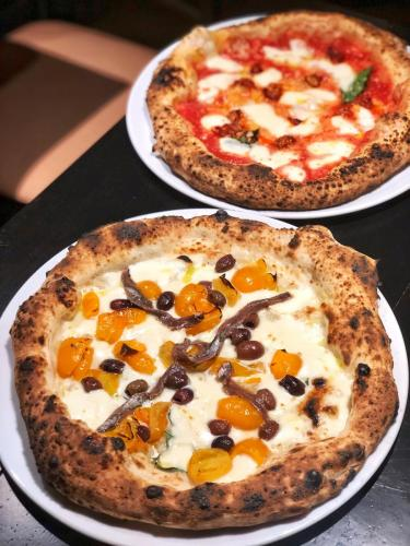 Cocciuto: una nuova e ottima pizza a Milano