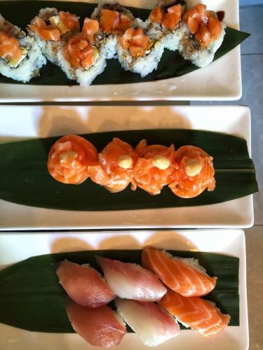 Fuku Jima: ottimo sushi all you can eat