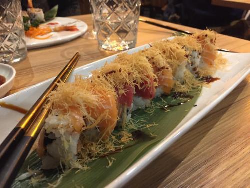 Haruka: sushi alla carta con un buon rapporto qualità prezzo