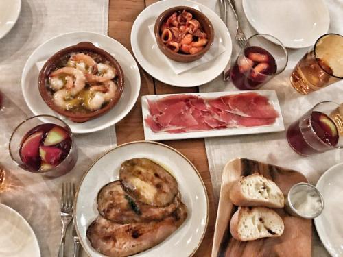 Llevataps: tapas spagnole