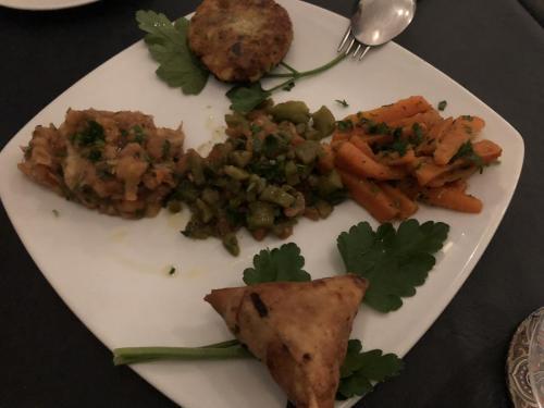 Maison Touareg: cucina marocchina
