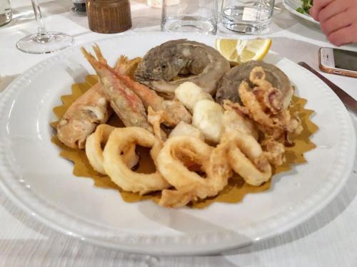 Mieru Mieru: bel ristorante pugliese con pesce