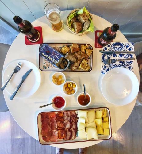Petiscaria: aperitivo portoghese