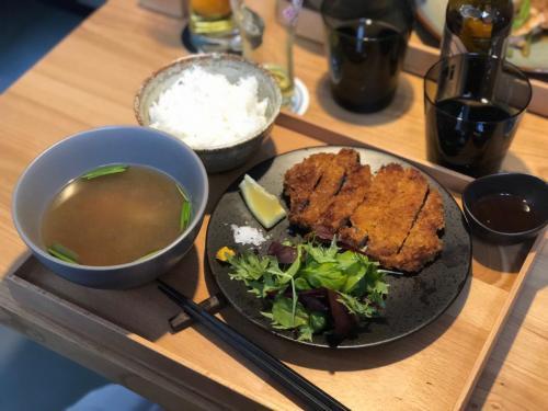 Tenoha: cucina giapponese tradizionale