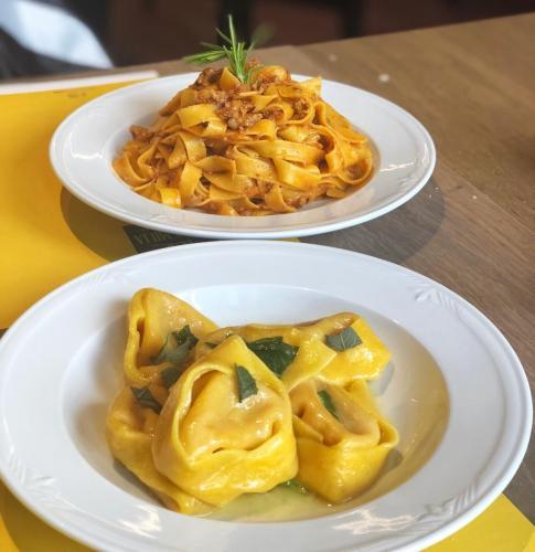 Via Emilia: pasta con ricette emliane