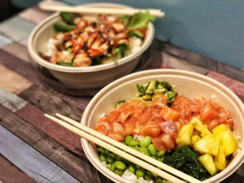 I Love Poke: poke street food