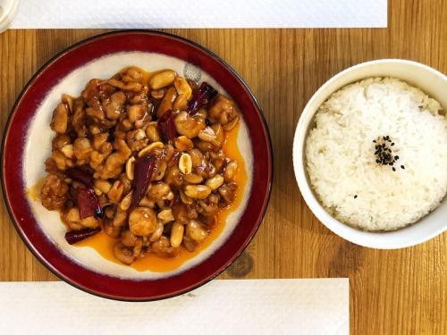 Fan Wu: ristoranti cinesi del Sichuan